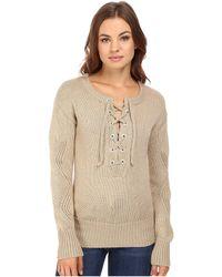 Capulet - Brighton Henley Sweater - Lyst