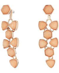 Vera Bradley - Geo Facets Convertible Earrings - Lyst