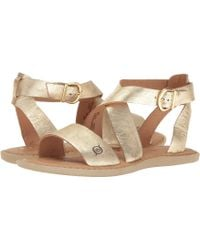 72a03d995624 Lyst - Born Timina in Brown
