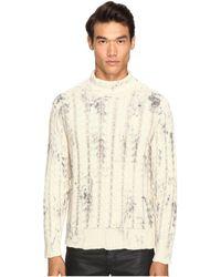 Just Cavalli | Alpaca Tie-dye Pullover | Lyst