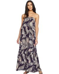 Tavik - Sunset Strapless Dress - Lyst