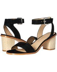 94177f2eb37 Lyst - TOPSHOP Realm Unicorn Sandals in Metallic