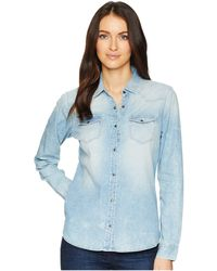 Mavi Jeans - Isabel Fitted Shirt - Lyst