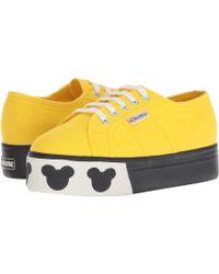 1ae2eeb216 Lyst - Vans Mickey s 90th Disney(r) Old Skool ((disney) Mickey Mouse ...