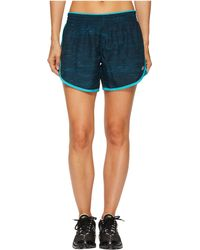"New Balance - Accelerate 5"" Shorts Printed - Lyst"