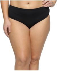 Becca - Plus Size Black Beauties Hipster Bottoms - Lyst