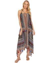 Miraclesuit - Ladies Of The Canyon Joni Dress Cover-up - Lyst