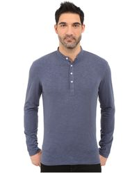 7 Diamonds - Davos Long Sleeve Shirt - Lyst