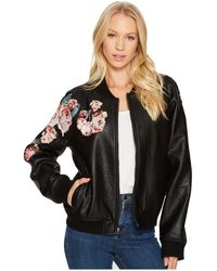 Joe's Jeans - Embroidered Poly Jacket - Lyst