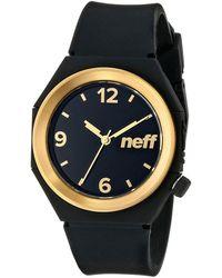Neff - Stripe Watch - Lyst