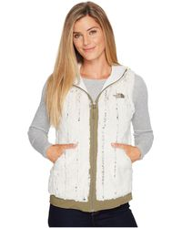 a3994c1475f1 Lyst - The North Face Furlander Vest in Black