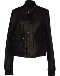 Diesel Black Gold Jacket black - Lyst