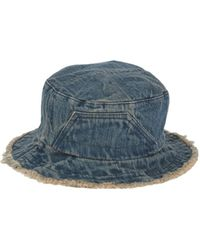 Ralph Lauren Hat blue - Lyst