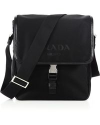 prada knock off purses - Shop Men's Prada Bags | Lyst