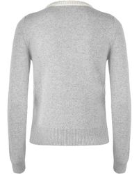 Paul by Paul Smith - Cable Knit Jumper - Lyst