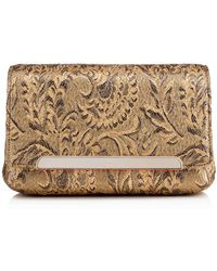 Christian Louboutin Rougissime Small Clutch - Lyst