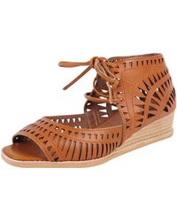 Jeffrey Campbell Rodillo brown - Lyst