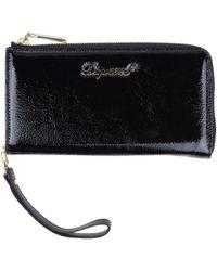 DSquared² Wallet black - Lyst