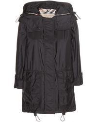 Burberry Brit Maidleigh Hooded Jacket - Lyst
