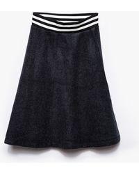 Ganni | Boyle Skirt | Lyst