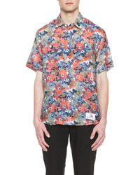 Marc Jacobs Multicolor Button Down - Lyst
