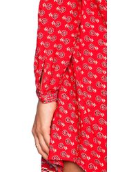 Spell & The Gypsy Collective - Gypsiana Shirt Dress - Lyst