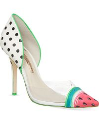 Sophia Webster Jessica Watermelon Courts - Lyst
