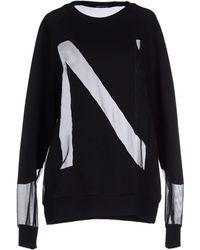 Nineminutes Sweatshirt - Lyst