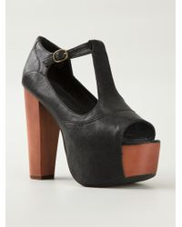 Jeffrey Campbell 'Foxy' Sandals - Lyst