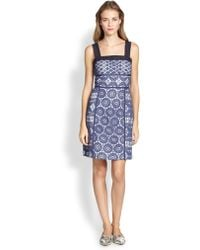 Tory Burch B Margaux Dress - Lyst