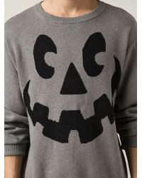 Jeremy Scott 'Halloween' Sweater - Lyst