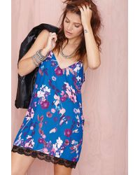 Nasty Gal Stay On Tropic Dress - Lyst