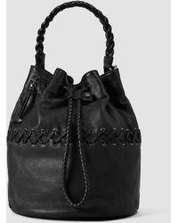 AllSaints Estate Shoulder Bag - Lyst
