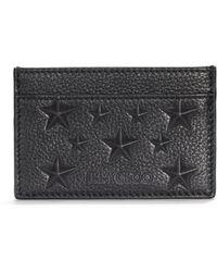 Jimmy Choo - Star Card Case - Lyst
