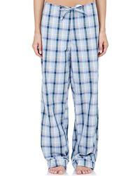 Steven Alan - Women's Piped Pajama Pants - Lyst