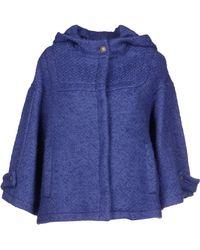John Galliano Jacket purple - Lyst