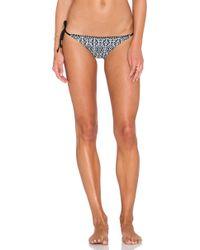 CA By Vitamin A - Alexa Reversible Bikini Bottom - Lyst