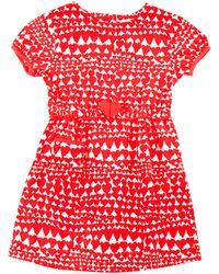 Stella McCartney Red Skippy Dress - Lyst