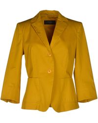 Weekend by Maxmara Blazer - Lyst