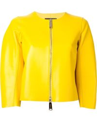 DSquared² Cropped Jacket - Lyst