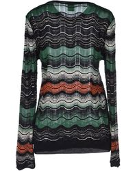 M Missoni Sweater - Lyst