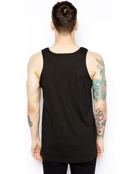 7f3af82942516a Crooks and Castles - Tank With Undertaker Logo - Lyst