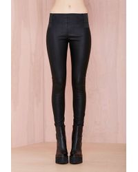 Nasty Gal Hang Tight Leggings - Lyst