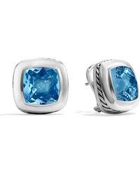 David Yurman Albion Earrings  - Lyst