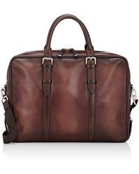 Araldi | 1930 Men's Double-handle Briefcase | Lyst