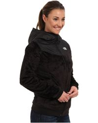 The North Face Black Oso Hoodie - Lyst