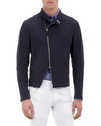 Armani Lightweight Windbreaker - Lyst