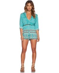 Spell & The Gypsy Collective - Gypsiana Romper - Lyst