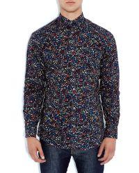 Liberty - Multicolour Donna Leigh Floral Shirt - Lyst