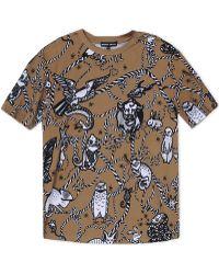 Markus Lupfer | Short Sleeve T-shirt | Lyst